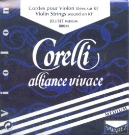 String Violín Corelli Alliance Vivace 4th, G