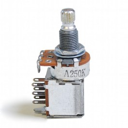 RV1607-18SL-A250K Potentiometer Push Pull