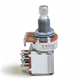 RV1607-18SL-A250K Potentiometer Push Pull