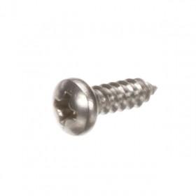 Screw 2,9 x 6,5 inox pan head (8 units)